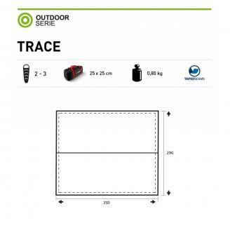 Trimm Trace Tarppi 2.9 x 3.5 Vihreä