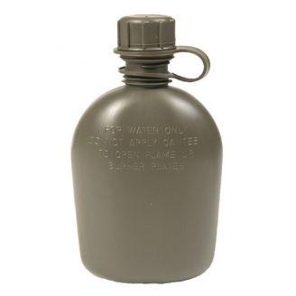 Mil-Tec US 1QT Perus Kenttäpullo Olive