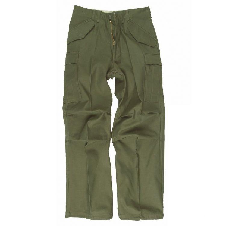 17acb02f7f2 Mil-Tec US Army M65 Field Pants Olive - Mökkimies.com