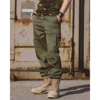 Mil-Tec US Ranger Housut Olive