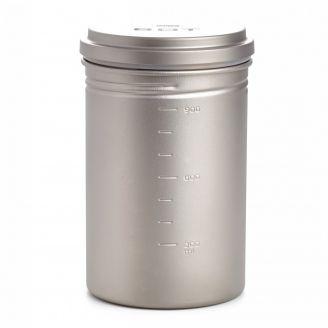 Vargo Titanium BOT - Bottle Pot 1L