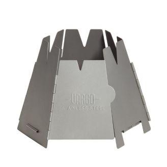 Vargo Hexagon Stainless Steel Risukeitin
