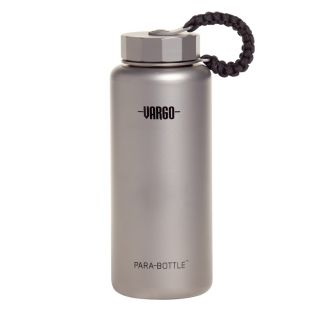 Vargo Titanium Para Bottle Ultimaattinen Juomapullo