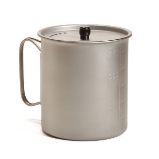 Vargo Ti-Lite Mug Titaaninen Muki 750ml
