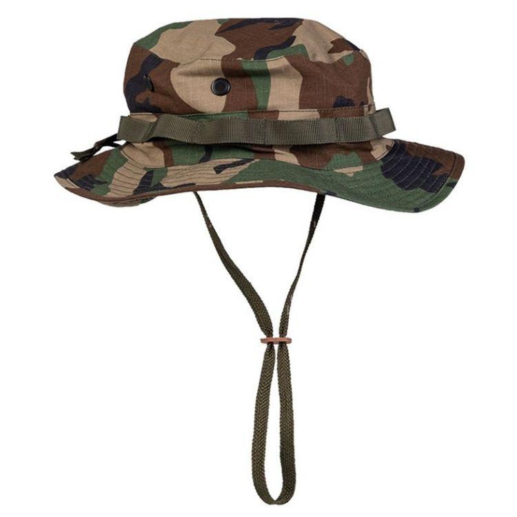 Mil-Tec Boonie Hat Woodland - Mökkimies.com 3e851f5d42f