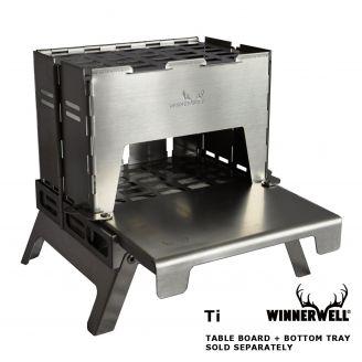 Winnerwell Backpack Stove Titanium