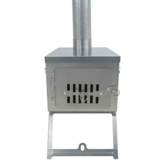 Winnerwell Fastfold PLUS Titanium Nested Pipe L-sized 3.3kg