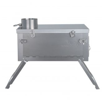 Winnerwell Fastfold PLUS Titanium Nested Pipe M-sized 2.5kg