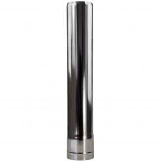 """Winnerwell Pipe 2.5"""" Extra Pipe for Stove Chimney (M)"""