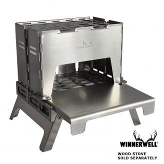 Winnerwell Table Board + Bottom Tray SS