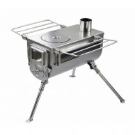 Winnerwell Woodlander Double View 1G Camping Stove M 9.7kg