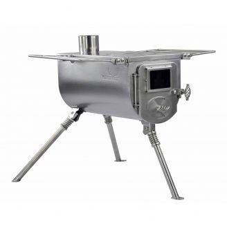 Winnerwell Woodlander 1G Cook Camping Stove M 8.9kg