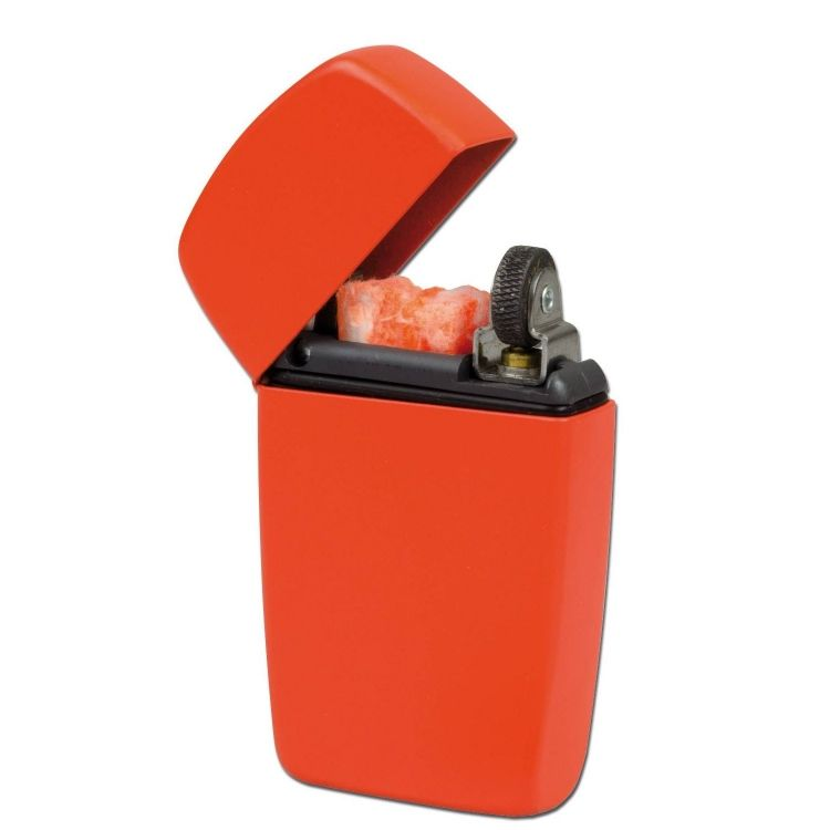 zippo emergency fire starter kit orange mökkimies com