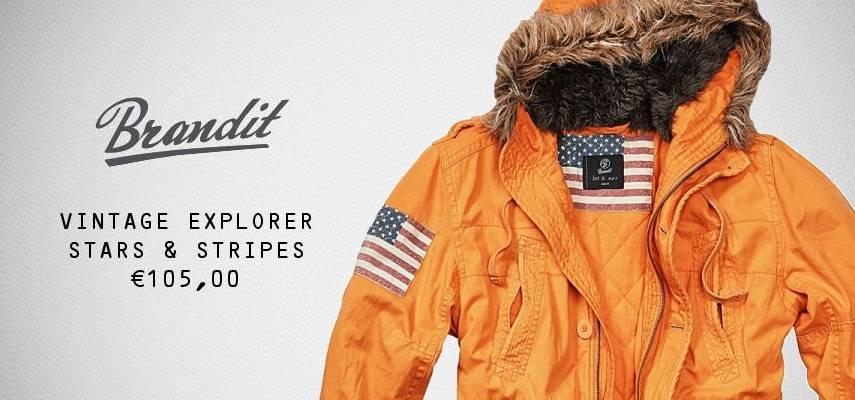 Brandit Vintage Explorer