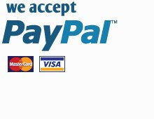 Payments<br><font size=1>Paypal, Mastercard, Visa and all e-payment services of Finnish banks</font>