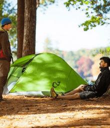 Teltat ja tarvikkeet