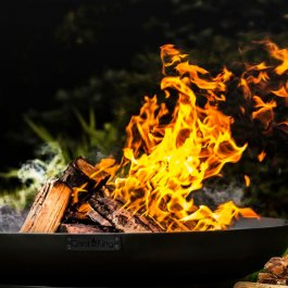 Fire Bowls and grilling