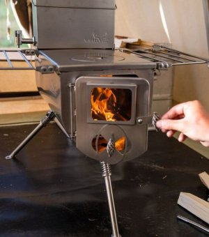 Winnerwell tent stoves